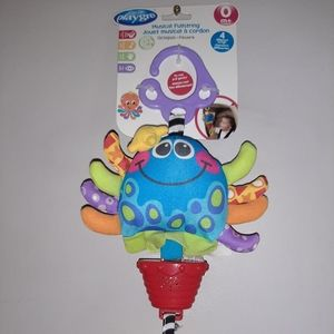 *HOST PICK* NEW Playgro Musical Octopus Baby Toy